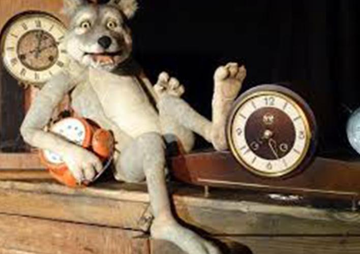 Der Wolf und die sieben Geißlein