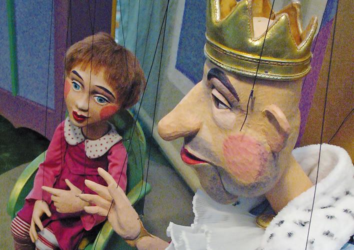 König Sofus und das Wunderhuhn