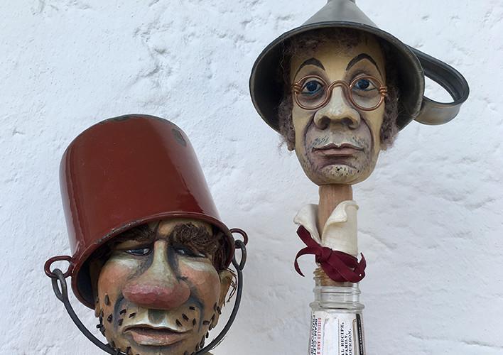 Don Quijote, oder mit zwei Hurras gegen Windmühlen