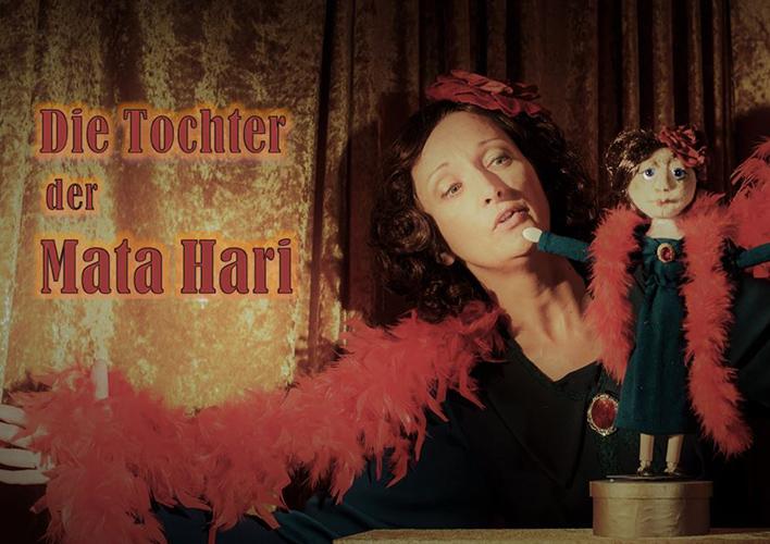 Die Tochter der Mata Hari